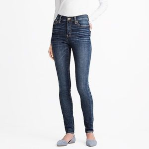 J.Crew | High Rise Skinny Jeans Size 28